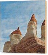 Blue Canyon 52 Wood Print