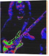 Blues For Allah You Wood Print