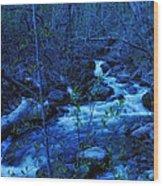 Blues Traveler Wood Print