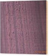 Blurred... Wood Print