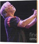 Bob Seger 3840 Wood Print