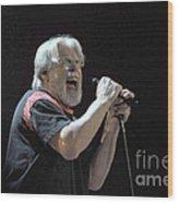 Bob Seger 6046-1 Wood Print
