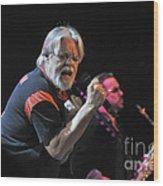 Bob Seger 6136 Wood Print