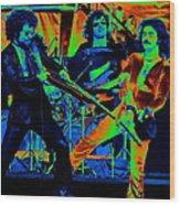 Boc #28 Crop 2 In Cosmicolors Wood Print