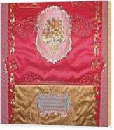 Bodhisattvas Flower At One Hundred Wood Print