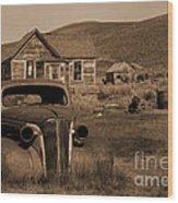 Bodie   #72986 Wood Print