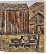 Bodie 9 Wood Print