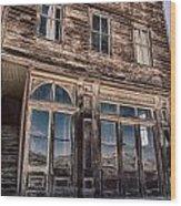 Bodie Wood Print