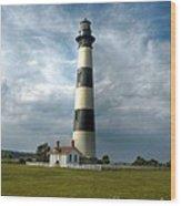 Bodie Island Lighthouse 2 Wood Print