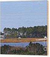 Bodie Island Lighthouse 2765 Wood Print