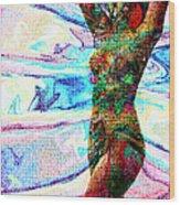 Body And Spirit Wood Print