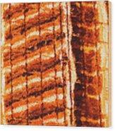 Body Heat Wood Print