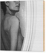 Body Image 5 Wood Print