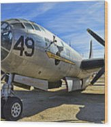 Boeing B-29a Superfortress Wood Print