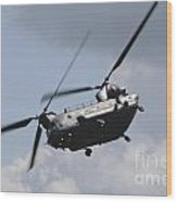 Boeing Chinook Wood Print