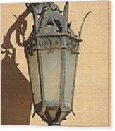 Bok Lantern 2 Wood Print