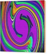 Bold And Colorful Phone Case Artwork Designs By Carole Spandau Cbs Art Exclusives 105 Wood Print