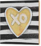 Bold Love Wood Print