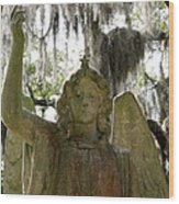 Bonaventure Angels Series - Glory Wood Print