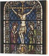 Bonino, Giovanni Da 14th C Wood Print