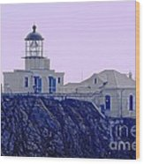 Bonita Lighthouse Wood Print