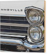 Bonneville Wood Print