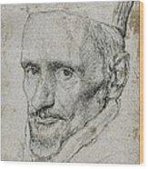 Borja Y Velasco, Gaspar De 1580-1645 Wood Print