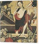Borrassa, Llu�s 1360-1425 Wood Print