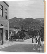 Bosnia - Sarajevo C1947 Wood Print