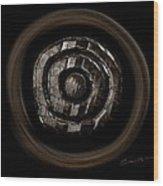 Boson Wood Print