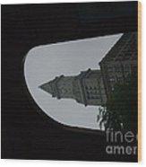 Boston 1 Wood Print