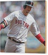 Boston Red Sox V. New York Yankees Wood Print