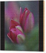 Botanic Wood Print