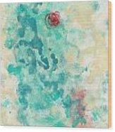 Bottlerocket Wood Print