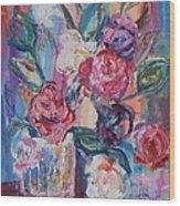 Bouquet 3 - Sold Wood Print