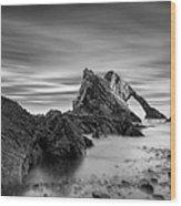 Bow Fiddle Rock 1 Wood Print