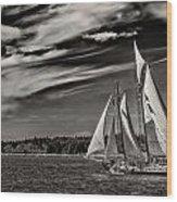 Bowditch No. 1 Wood Print