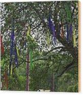 Bows Wood Print