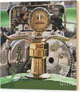 Boyce Motometer Wood Print