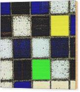 Braisen Tiles Wood Print