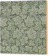 Bramble Design 1879 Wood Print