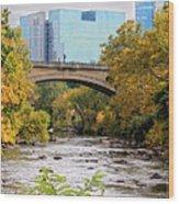 Brandywine Creek Wood Print