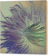 Breath In Wings  Wood Print