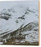Breath Of Norse Gods Wood Print