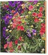 Breckenridge Bouquet Wood Print
