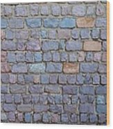 Brick Patern-1 Wood Print