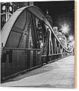 Bridge Arches Wood Print