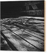Bridges To The Past Wood Print