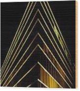 Bright Angle Wood Print