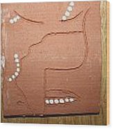 Brimful - Tile Wood Print